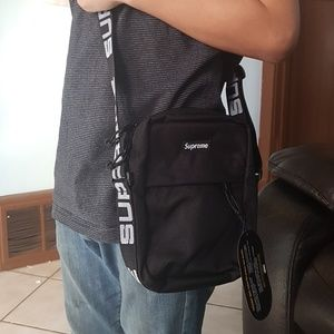Supreme Bags - Supreme shoulder bag SS 18 50c8c7ce9d4de